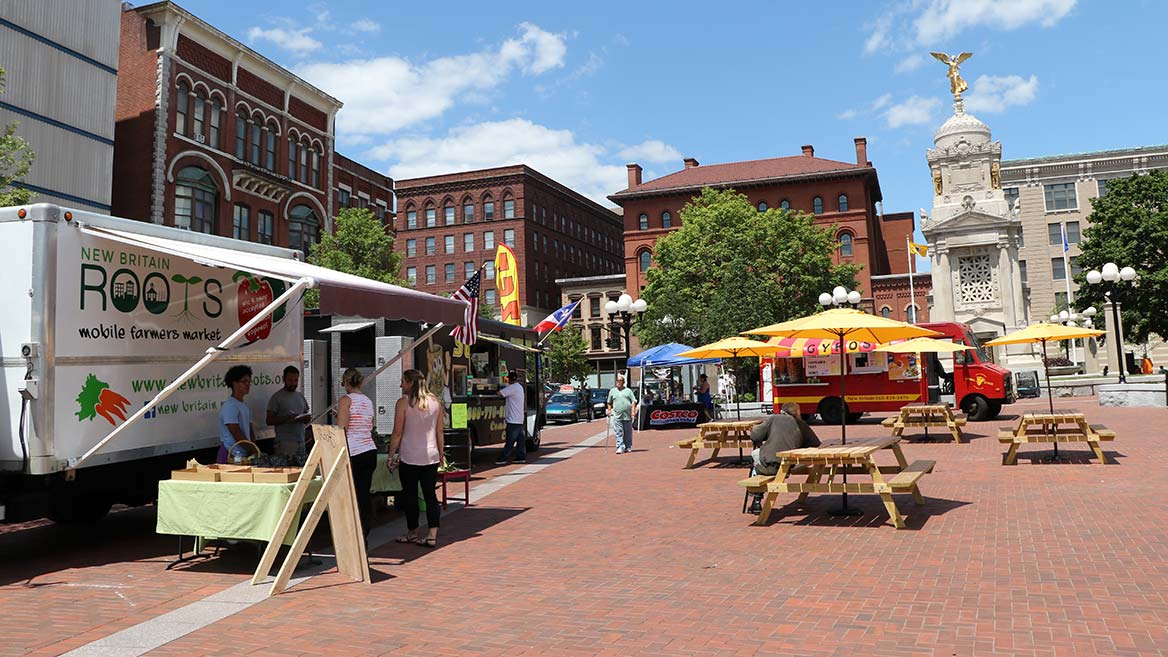 New Britain Downtown Farmers Market